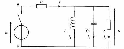 Filtre rlc parallèle